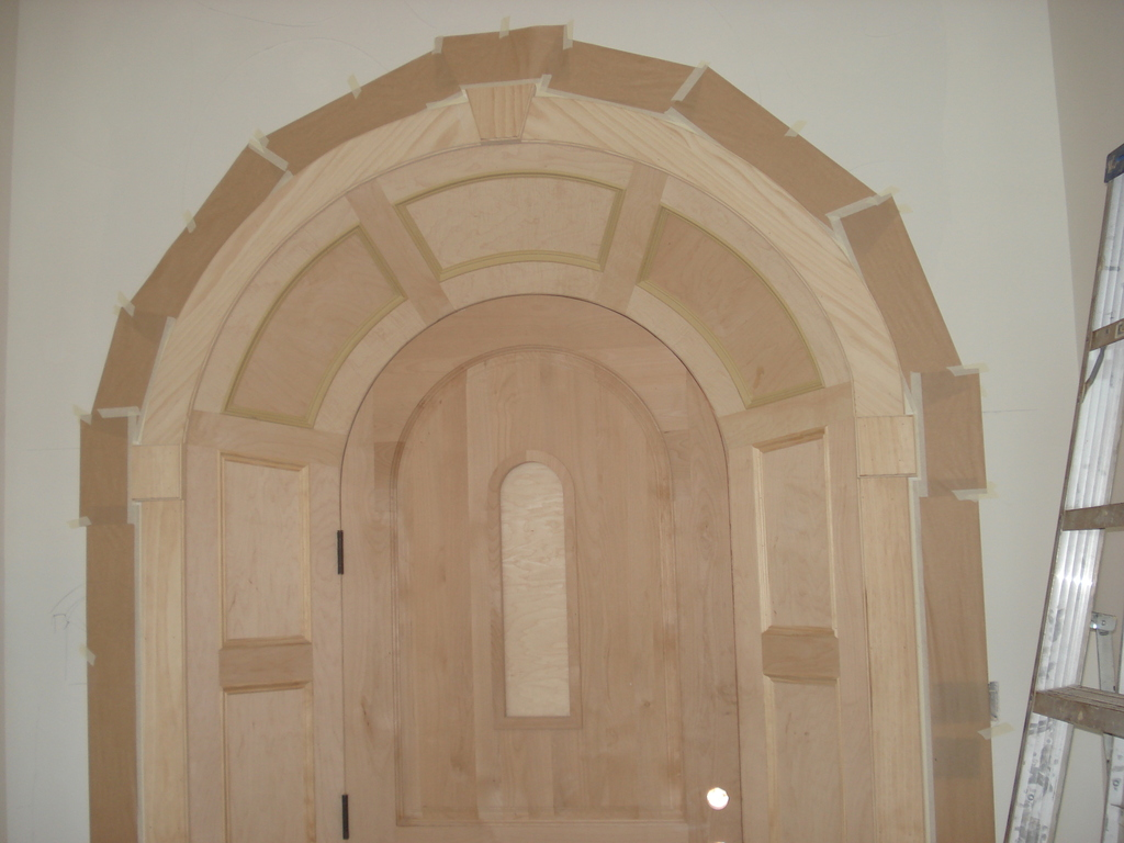 Quot David Carpentry Image Portfolio Custom Door Trim